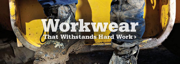 Dickies Workwear that Withstands Hard Work