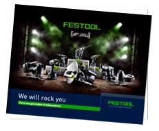 Festool Unplugged Brochure