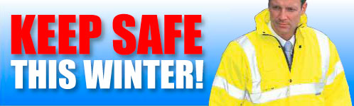 Keep Safe This Winter!