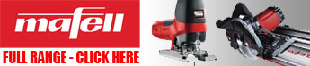 Mafell Tools - Click Here for our full range