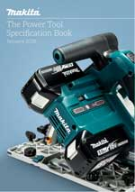 Makita Specification Book