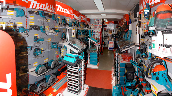 Makita display