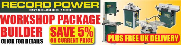 Record Power Workshop Builder Package