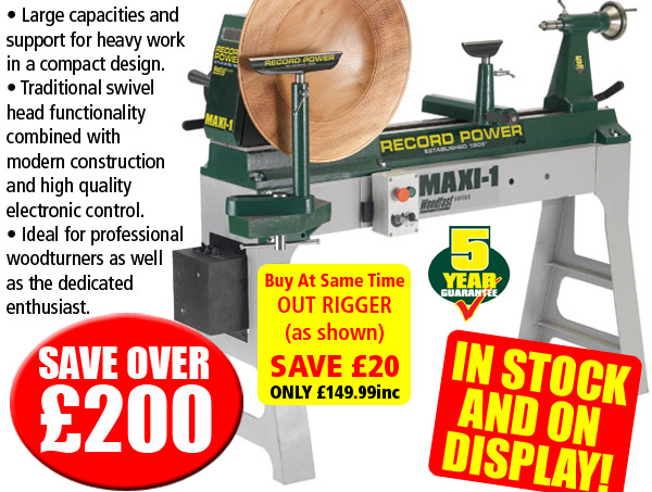 SAVE OVER £200 - IN STOCK & ON DISPLAY!