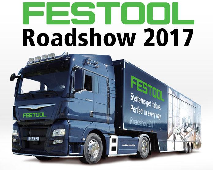 Festool Roadshow 2017