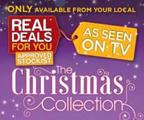 Real Deals for You Christmas Collection