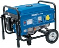 DRAPER 2.2kVA/2.0kW Petrol Generator with Wheels £339.95 Features:�   expert Quality�   powered By 5.5hp Petrol Engine�   recoil Start�   steel Tubular Frame With Polyester Coated Finish� &nbs