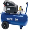 DRAPER 50L 230V 1.5kW Air Compressor £154.95 Features: