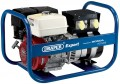 DRAPER EXPERT 7.5kVA/6.0kW PETROL GENERATOR £1,545.63 Features:•   expert Quality•   powered By Honda 13hp Petrol Engine•   heavy Duty Steel Tubular Frame With Polyester Coated Finish•   anti-vi