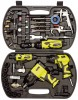 "DRAPER Storm Force 68 Piece Air Tool Kit £129.95 An Indispensable Air Tool Kit, Designed To Provide All The Essentials Required For The Workshop. Included In The Kit Is A 1/2"" Inch Impact Wrench, 3/8"" Inch Air Ratchet, Air Chisel, Die Gr"