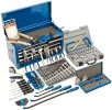 DRAPER TOOL CHEST KIT £218.18 Handy Tool Kit With Tool Chest, For Use In The Engineering Workshop Or Garage. Manufactured From Sheet Steel With Painted Finish. Drawers Are Fitted With Anti Slip Mats And Ball Bearing Runners For Sm