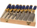 Marples/Irwin MS500 Chisel Set 6pc 1/4, 3/8, 1/2, 3/4, 1, 1.1/4in  + 2 Chisels foc 1.1/2 & 2 in £59.99 