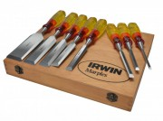 Irwin Marples Limited Edition Splitproof Chisel Set 8 Piece £69.99