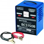 DRAPER 12V 135A BATTERY STARTER CHARGER  was £114.95 £99.95
