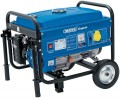 DRAPER 2.2kVA/2.0kW Petrol Generator with Wheels �339.95 Features:�   expert Quality�   powered By 5.5hp Petrol Engine�   recoil Start�   steel Tubular Frame With Polyester Coated Finish� &nbs