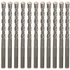 BOSCH (PACK OF 10) 831120 SDS PLUS 10X160X100 DRILL BIT £14.95 