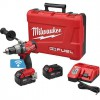 Milwaukee M18ONEPD-502X One-Key Fuel Combi Drill 2 x 5.0Ah Li-Ion £399.00 Milwaukee M18onepd-502x One-key Fuel Combi Drill 2 X 5.0ah Li-ion