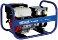 DRAPER EXPERT 5.0kVA/4.0kW PETROL GENERATOR �1,033.37 Features:�   expert Quality�   powered By Honda 9hp Petrol Engine�   heavy Duty Steel Tubular Frame With Polyester Coated Finish�   anti-vib
