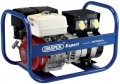 DRAPER EXPERT 7.5kVA/6.0kW PETROL GENERATOR �1,322.82 Features:�   expert Quality�   powered By Honda 13hp Petrol Engine�   heavy Duty Steel Tubular Frame With Polyester Coated Finish�   anti-vi