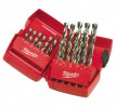 Milwaukee 4932352376 Thunderweb 25 Piece HSS-G Drill Bit Set With Case £49.95 Milwaukee 4932352376 Thunderweb 25 Piece Hss-g Drill Bit Set With Case