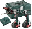Metabo 18V LTX Twin Pack 5.2Ah Comboset 2.1.5 18 LTX £329.95 Metabo 18v Ltx Twin Pack 5.2ah Comboset 2.1.5 18 Ltx - 685058000