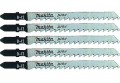 MAKITA A85640 JIGSAW BLADES FOR WOOD PK 5 £4.35 Makita A85640 Jigsaw Blades Pk 5