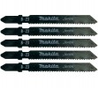 MAKITA A85743 JIGSAW BLADES FOR METAL PK5 £4.07 Makita A85743 Jigsaw Blades Pk5.blade For Mild Steel, Wood, Decorative Veneers, Non-ferrous.working Length 50mm X 14tpi (t118b)