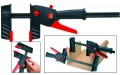 "BESSEY DUOKLAMP 12INCH CAPACITY ONE HANDED CLAMP £19.99 Bessey Duoklamp 12"" Capacity One Handed