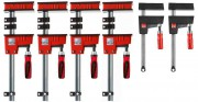 BESSEY New KR100 KR-BODY CLAMP 1000MM PACK OF 4 PLUS 2 x UK60 WORTH £35.6 £189.99