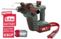 Metabo BHA 18 LTX 18V PowerExtreme SDS-PLUS  Hammer Drill WITH 2 x 5.2Ah Lithium Batteries was £369.95 £349.95 Metabo Bha 18 Ltx 18v Powerextreme Sds-plus Hammer Drill With 2 X 5.2ah Lithium Batteries