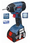BOSCH GDR18V-Li 18V IMPACT DRIVER WITH 2 x 4.0Ah Li-ION BATTERIES WITH L-BOXX �324.95
