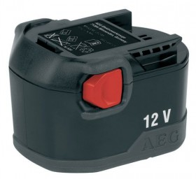 A.E.G. Power Tools B1215R Cordless Battery Pack NiCd 12Volt 1.5ah was �41.10