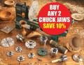 Record Power Chuck Jaw Offer - Buy 2 and Save 10% £69.28 