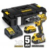 Dewalt DCD791P2 18V Brushless G2 Drill Driver with 2 x 5.0Ah Batteries £349.95 Dewalt Dcd791p2 18v Brushless G2 Drill Driver With 2 X 5.0ah Batteries And T-stak Case