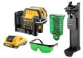 Dewalt DCE0825D1G 10.8V 5 Spot Cross Line Green Laser with 2.0Ah Battery £409.95 Dewalt Dce0825d1g 10.8v 5 Spot Cross Line Green Laser With 2.0ah Battery