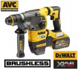 Dewalt DCH334X2 54V XR FLEXVOLT Brushless SDS+ Hammer Drill 2 x 9.0Ah Batteries And Fast Charger & Quick Change Chuck £709.95 Dewalt Dch334x2 54v Xr Flexvolt Brushless Sds+ Hammer Drill 2 X 9.0ah Batteries And Fast Charger & Quick Change Chuck
