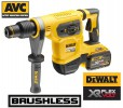 Dewalt DCH481X2 54V XR FLEXVOLT Brushless SDS Max Hammer Drill 2 x 9.0Ah Batteries And Fast Charger £849.95 Dewalt Dch481x2 54v Xr Flexvolt Brushless Sds Max Hammer Drill 2 X Batteries And Fast Charger