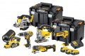 DeWALT DCK665P3T-GB 18V 5.0Ah 6 Piece Kit With 3 x 5.0Ah Batteries £859.95 Dewalt Dck665p3t-gb 18v 5ah 6 Piece Kit With 3 X Batteries