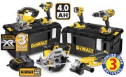 DeWalt DCK692M3 18 Volt XR 6 Piece Kit 3 Speed 3 x 4.0Ah Li-Ion �769.95