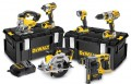 DeWalt DCK6KITD 18V XR 6 Piece Kit (Brushless Combi, Impact Driver & SDS Hammer) Saw, Jigsaw, 3 x 5.0Ah Li-Ion  £989.00 Dewalt Dck6kitd 18v Xr 6 Piece Kit (brushless Combi & Impact Driver & Brushless Sds Hammer) Saw, Jigsaw, 3 X 5.0ah Li-ion