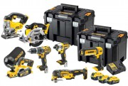 DeWALT DCK665P3T-GB 18V 5.0Ah 6 Piece Kit With 3 x 5.0Ah Batteries £819.95