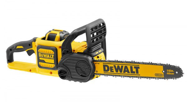 Dewalt DCM575X1 54V Flexvolt Brushless Cordless Chainsaw With 1 x 18/54V XR 3.0Ah/9.0Ah Battery & Charger
