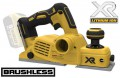 Dewalt DCP580N 18V XR Cordless Brushless Planer - Body Only £159.95 Dewalt Dcp580n 18v Xr Cordless Brushless Planer - Body Only