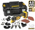 DEWALT DCS355M1 18V CORDLESS MULTI-TOOL WITH 1x 4.0Ah BATTERIES, CHARGER, CASE & 35 ACCESSORIES £219.95 Dewalt Dcs355m1 18v Cordless Multi-tool With 1x 4.0ah Batteries, Charger, case & 35 Accessories