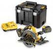 Dewalt DCS576T2 54V XR FLEXVOLT Circular Saw (track) - 2 x Batteries And Fast Charger  £479.95 Dewalt Dcs576t2 54v Xr Flexvolt Circular Saw (track) - 2 X Batteries And Fast Charger 