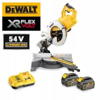 Dewalt DCS778T2 54V XR FLEXVOLT 250mm Cordless Mitre Saw - 2 x Batteries And Fast Charger £769.95