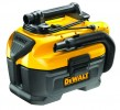 DEWALT DCV582 14.4V/18V XR Li-ION AC/DC WET & DRY VACUUM £169.95 Dewalt Dcv582 14.4v/18v Xr Li-ion Ac/dc Wet & Dry Vacuum