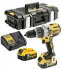 Dewalt DCD996P2 18V XR Brushless 3 Speed Hammer Drill Driver - 2 x 5.0ah & Tough System Case  £359.95
