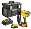 Dewalt DCN660P2 18V 16G Cordless Brushless Finish Nailer with 2 x 5.0Ah Li-ion Batteries, Charger & Toughsystem Case  £499.95 Dewalt Dcn660p2 18v 16g Cordless Brushless Finish Nailer With 2 X 5.0ah Li-ion Batteries, Charger & Toughsystem Case 