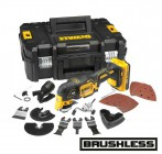 DEWALT DCS355D1 18V CORDLESS MULTI-TOOL WITH 1 x 2.0Ah BATTERIES, CASE & 35 ACCESSORIES �179.95